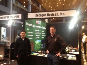 Asia Oceania Geosciences Society Conference, Brisbane, 2013
