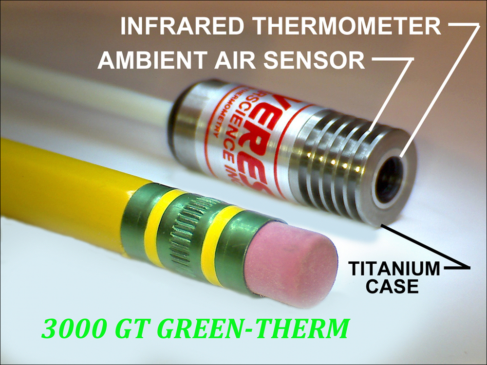 3000GT Green-Therm Infrared Thermometer